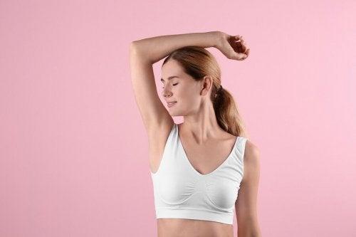 O uso de desodorantes naturais como uma alternativa saudável
