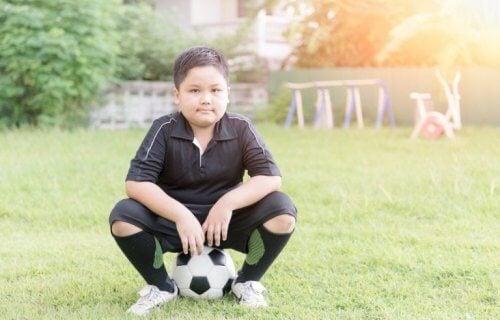 O esporte para combater a obesidade infantil