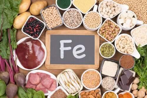 Dieta para anemia ferropênica: o que deve incluir