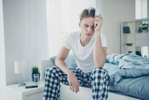 Medicamentos que provocam sonolência excessiva