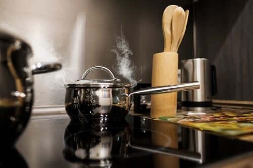 Utilizar o fogão adequadamente