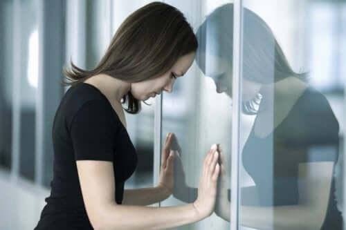 A insegurança pode gerar um problema de autoestima