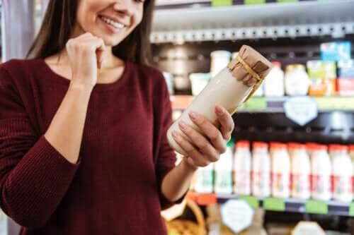 Como escolher um iogurte saudável?