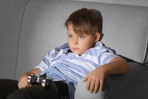 Sedentarismo infantil: uma epidemia preocupante