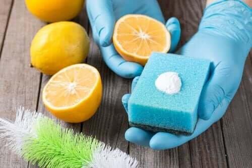 Os produtos químicos de limpeza são prejudiciais para a saúde?