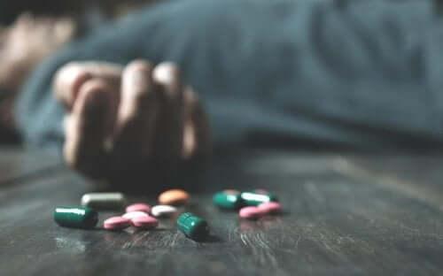 Overdose de medicamentos
