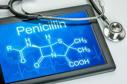 O que é a penicilina e para que serve?