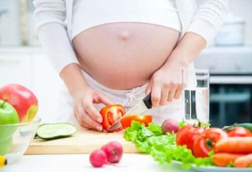 Por que a alimentação é importante na gravidez?