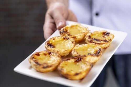 2 sobremesas inglesas que você vai adorar