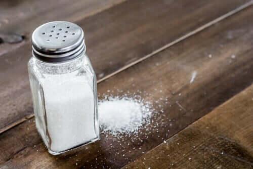 Sal refinado