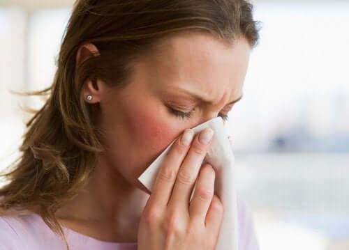Como deve ser a alimentação de uma pessoa gripada?