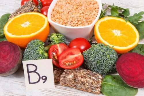 Alimentos ricos em ácido fólico