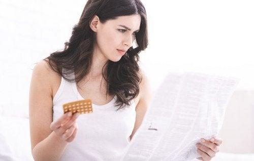 Perguntas frequentes sobre as pílulas anticoncepcionais