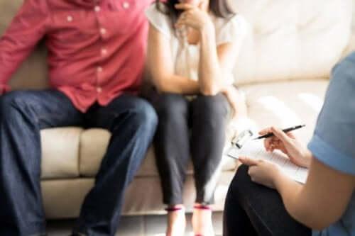 Como melhorar uma relação com ajuda psicológica