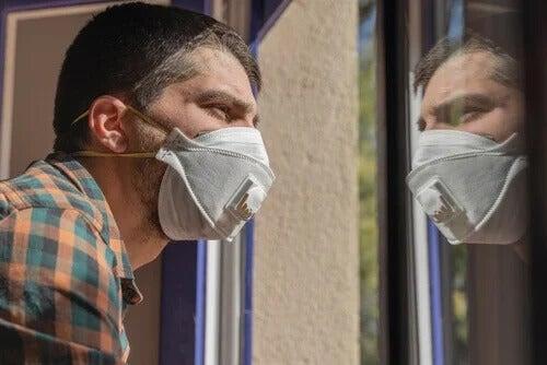 Como conviver com uma pessoa com coronavírus?