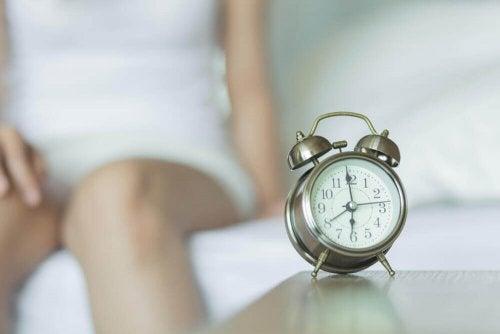 Despertador pela manhã