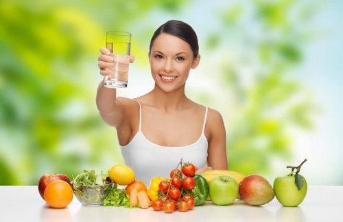 Dieta para evitar a desidratação: o que você deve ter em mente