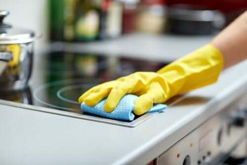 Você acha que está limpando corretamente toda a sua casa?