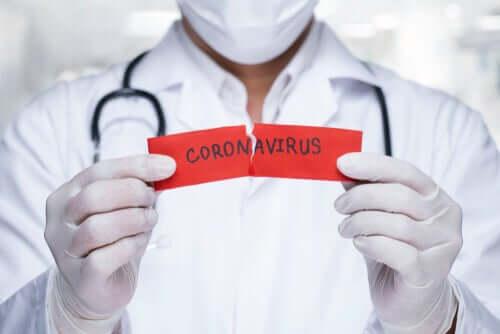 Mitos sobre o coronavírus