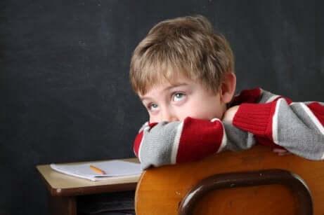 Características das crianças com TDAH