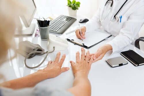 Perguntas frequentes sobre a artrite