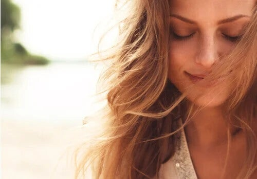 A felicidade de uma mulher