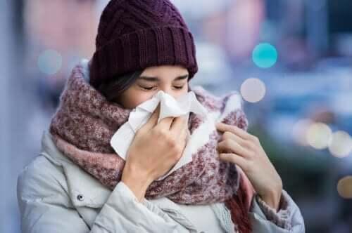 Por que ficamos resfriados?