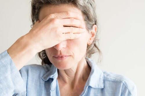 Olho seco na menopausa