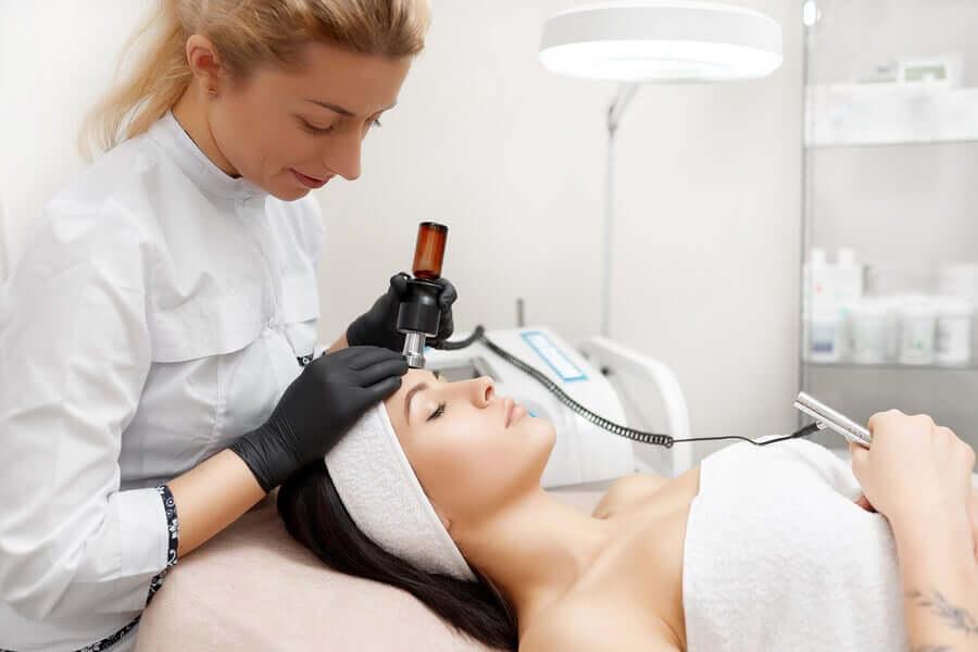 Quais são os benefícios da radiofrequência facial?