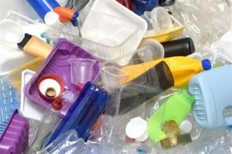 O plástico e a poluição
