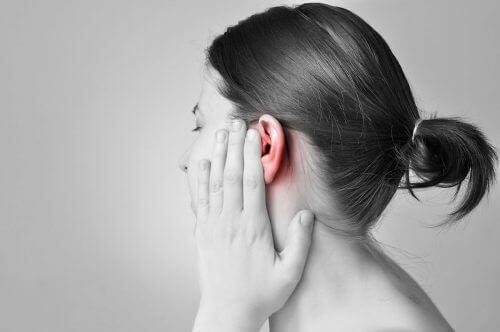 Água no ouvido