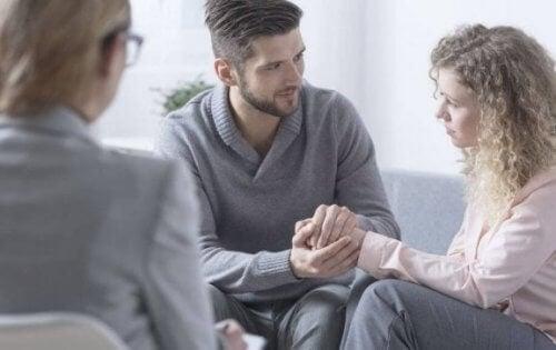 Contar com o apoio da família diante de uma doença