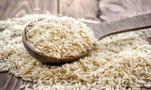 Benefícios do arroz integral