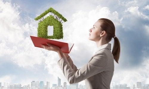 5 benefícios dos terraços e telhados verdes