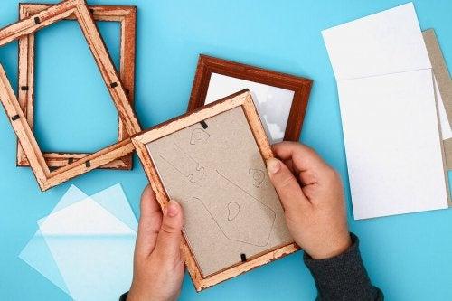 Como fazer uma decoração com fotos bonita e original