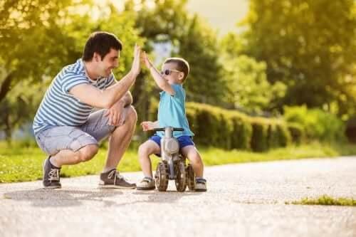 Fomentar a autoestima das crianças