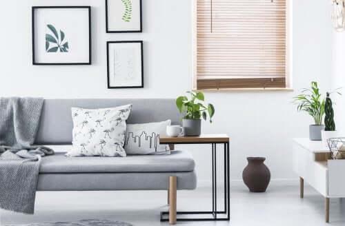 A decoração Feng Shui se baseia na simplicidade
