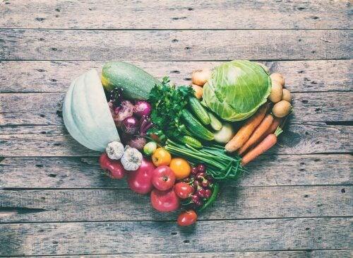 Dieta para manter a saúde do coração