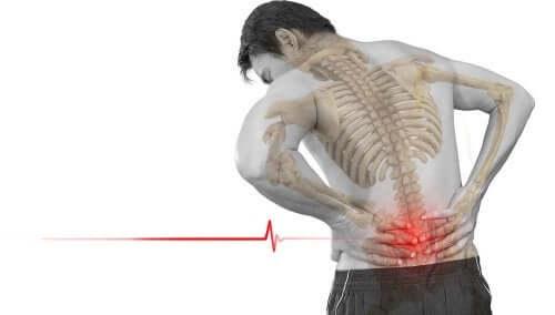 A dor da espondilolistese