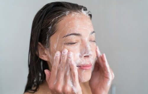Esfoliantes para a pele