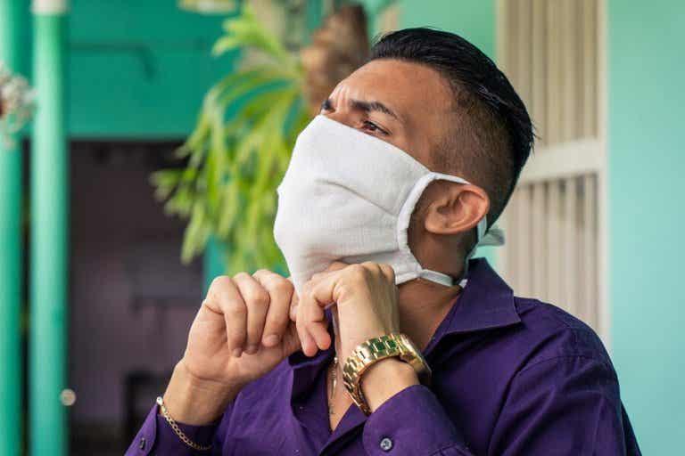 Erros comuns ao usar máscaras de pano