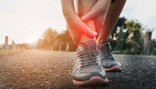 Síndrome do impacto do tornozelo