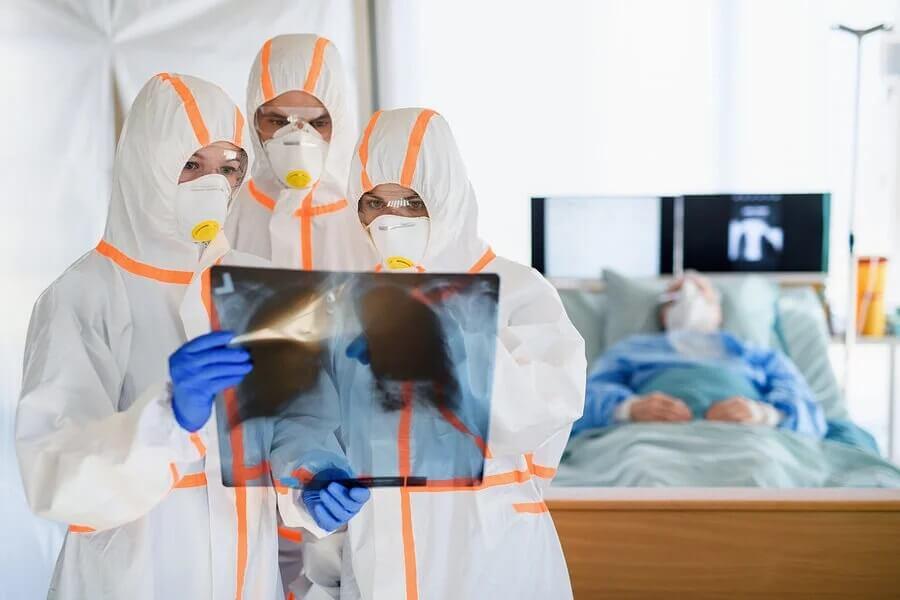 Paciente zero: pesquisas durante a pandemia