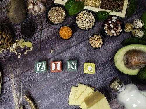 Por que é necessário aumentar o consumo de zinco na dieta?