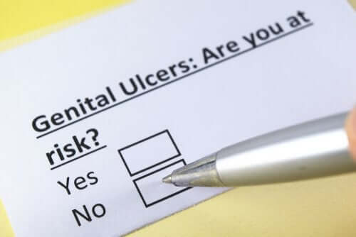 Úlceras genitais