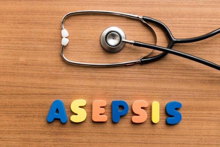 Técnica asséptica para o cuidado dos pacientes