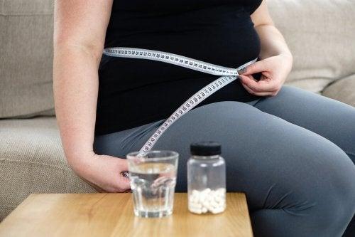 8 suplementos para o tratamento da obesidade