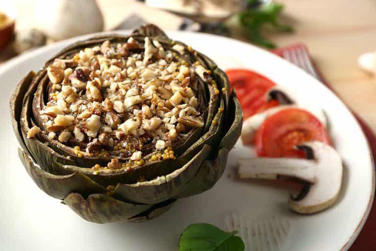 Alcachofras recheadas com arroz: 3 maneiras de prepará-las