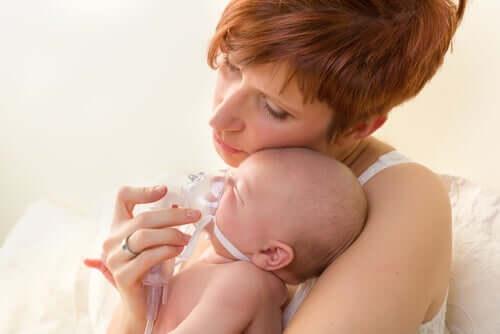 Doenças respiratórias mais comuns em recém-nascidos