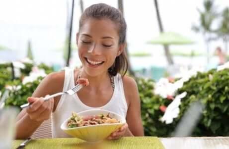 Como devem ser as refeições em uma dieta leve?